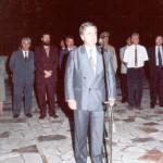 18.Благовест Сендов - председател на Народното събрание